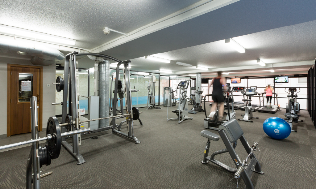 The Riverside - Resident's Gym
