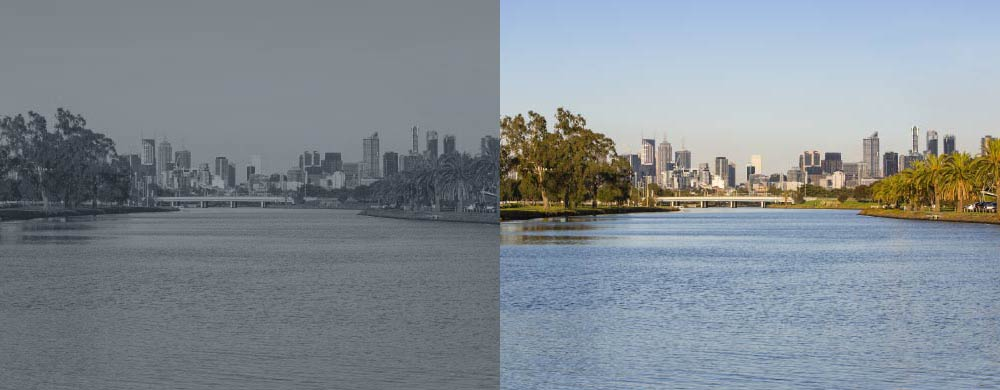 The Riverside · Maribyrnong River